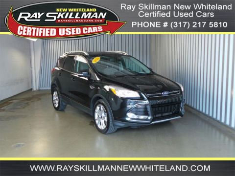 Pre-Owned 2015 Ford Escape Titanium FWD SUV