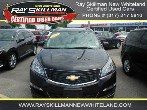 Pre-Owned 2014 Chevrolet Traverse LS FWD SUV