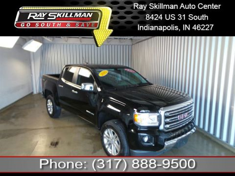 Pre-Owned 2015 GMC Canyon 4WD SLT 4WD