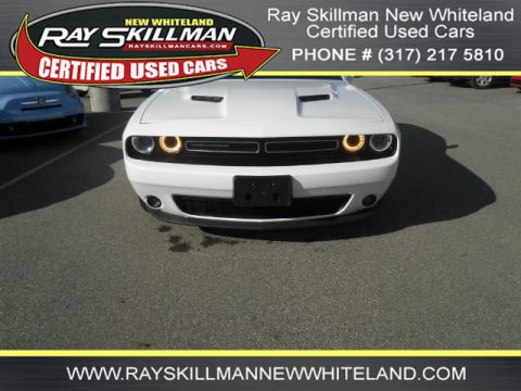 Pre-Owned 2015 Dodge Challenger SXT Plus or R/T Plus RWD Coupe