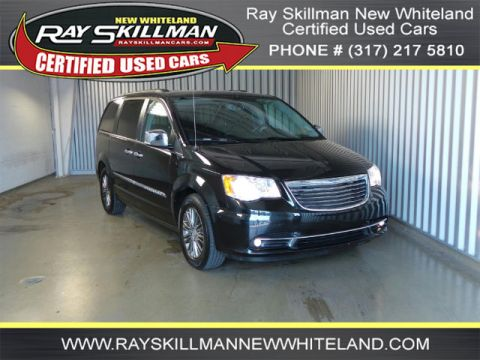 Pre-Owned 2014 Chrysler Town & Country Touring-L FWD Minivan