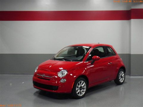 New 2016 FIAT 500 Easy FWD Hatchback